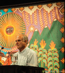 David Orr at Bioneers 2014