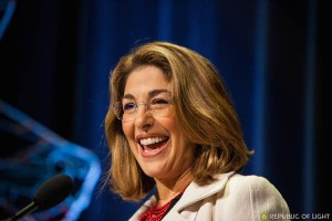 Naomi Klein at the 2014 Bioneers Conference