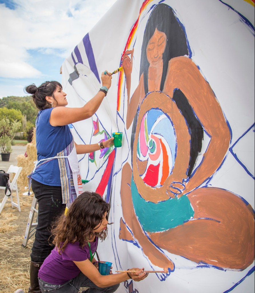 photo by Zoe Urness from Bioneers 2014