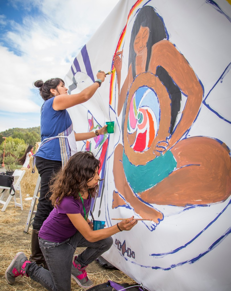 Creating Opportunities for Indigenous Youth at Bioneers