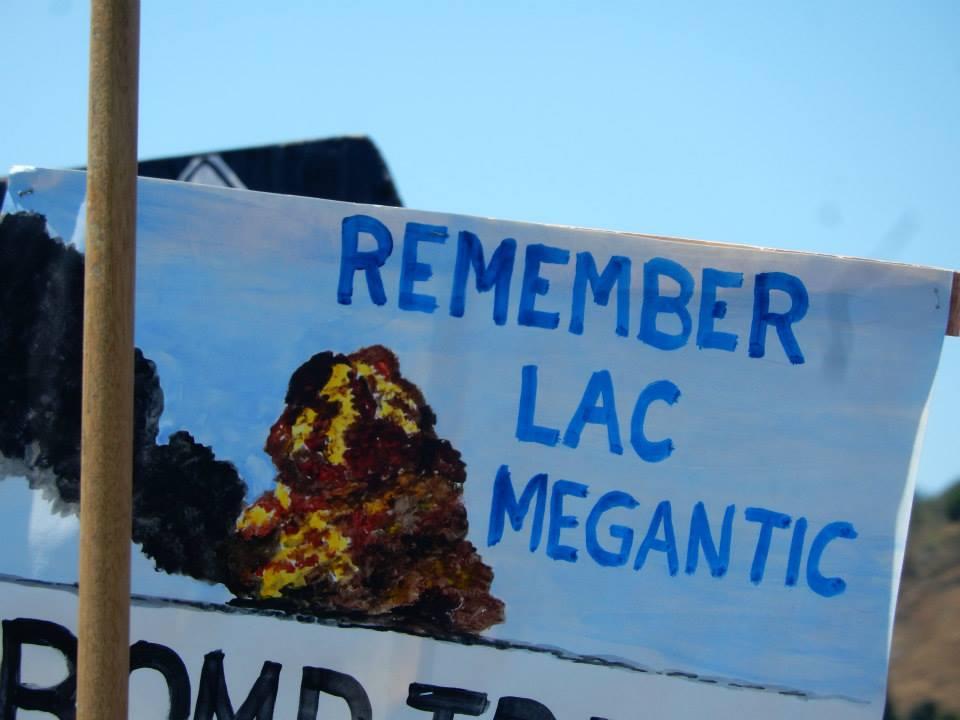 Remember Lac Megantic