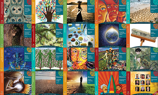 Pollinate Change with Bioneers Media Collections