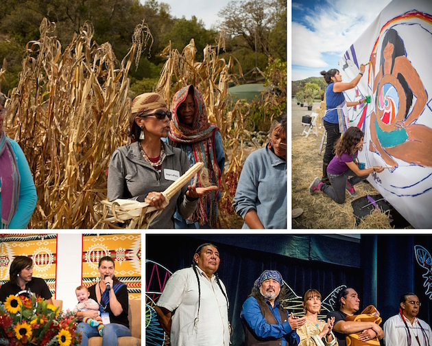 Indigenous Knowledge at 2015 Bioneers Conference: Bay Area Focus