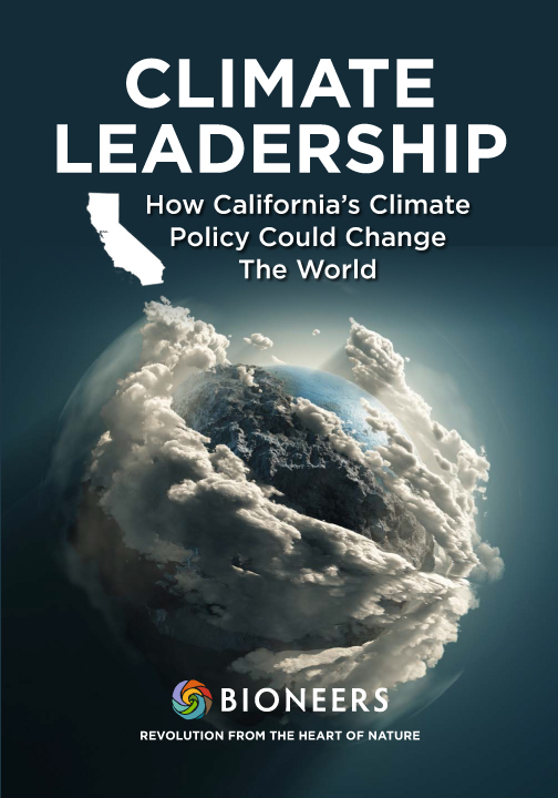 California Climate Leadership e-book cover