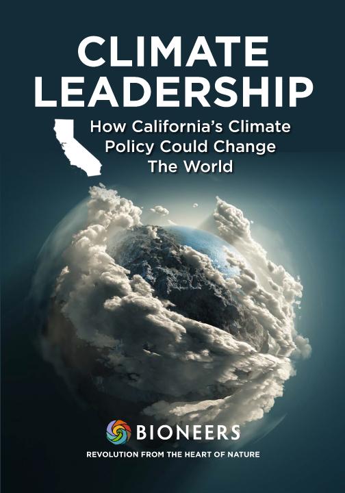 California Climate Leadership e-book cover