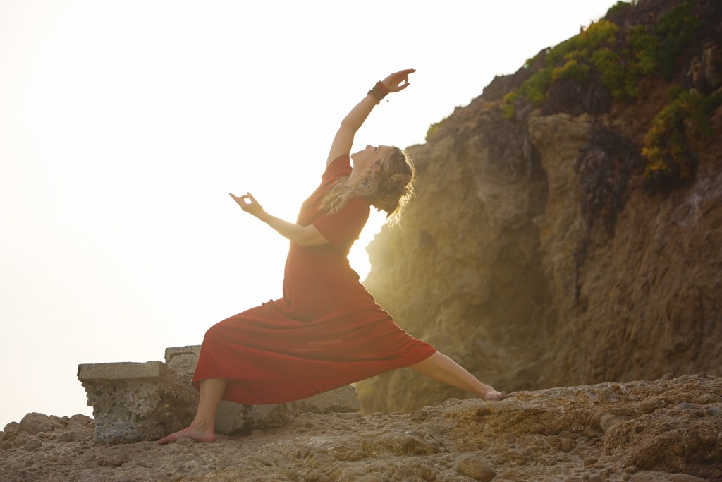 5 Questions with World-Class Yogi Suzanne Sterling