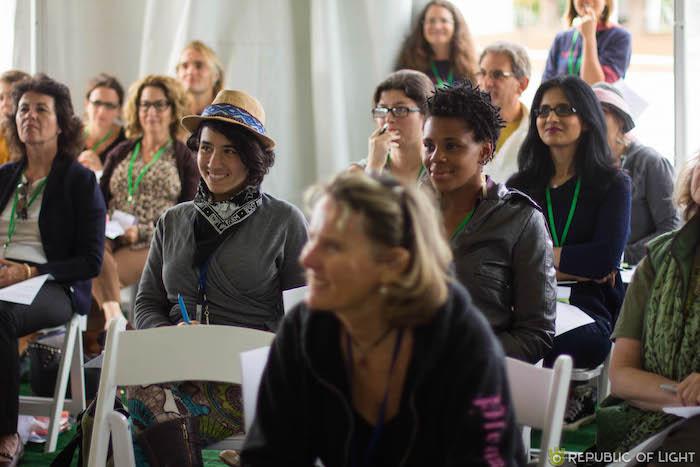 Everywoman's Leadership Highlights at Bioneers 2015