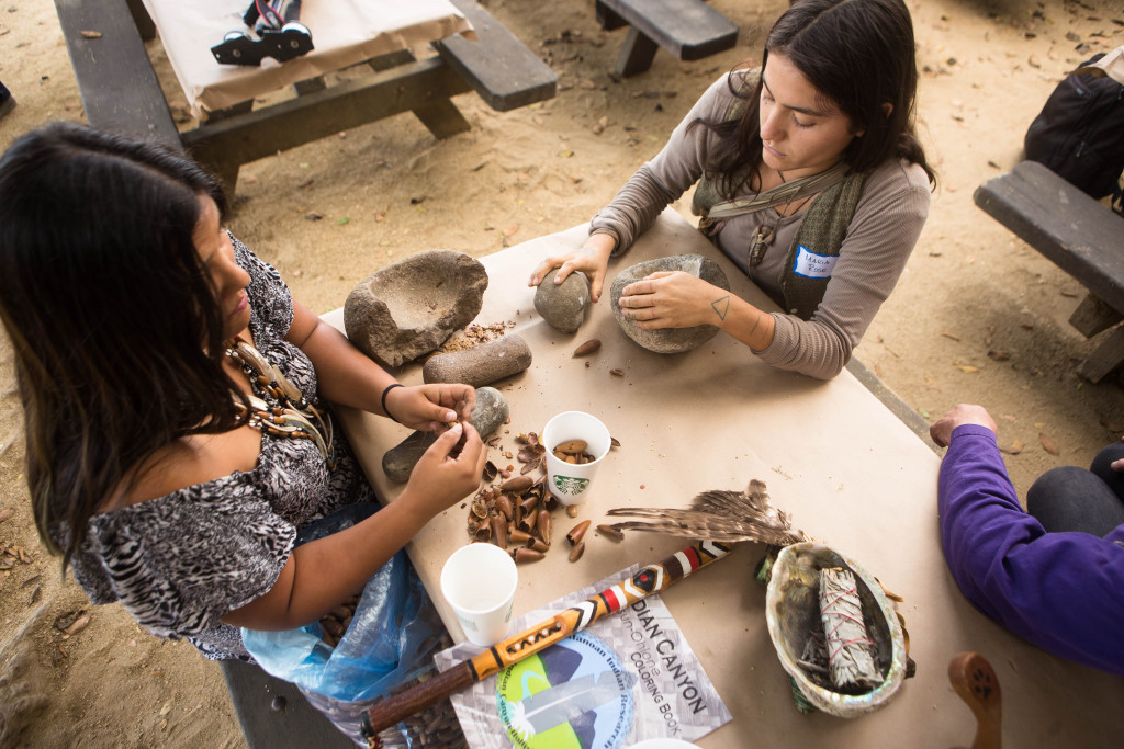 Bioneers 2015 Indigenous Forum: A Trusted Touchstone