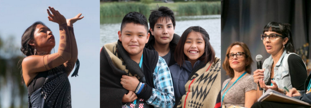 Indigenous Youth Movements Inspire at Bioneers