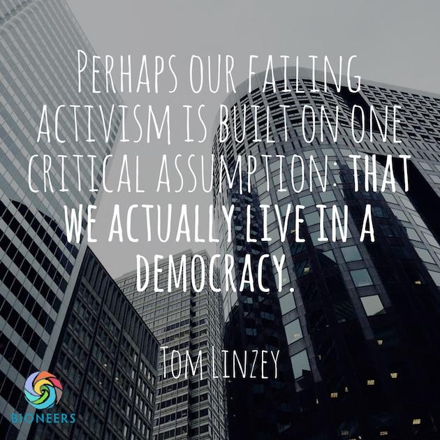 Thomas Linzey quote