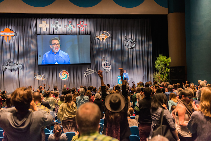 Andy Lipkis 2015 National Bioneers Conference