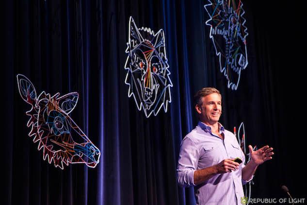 Wallace J. Nichols speaking at Bioneers 2014