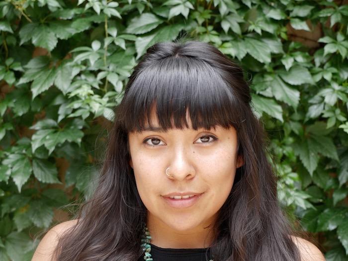 Indigenous activist Jade Begay photo by Jade Begay