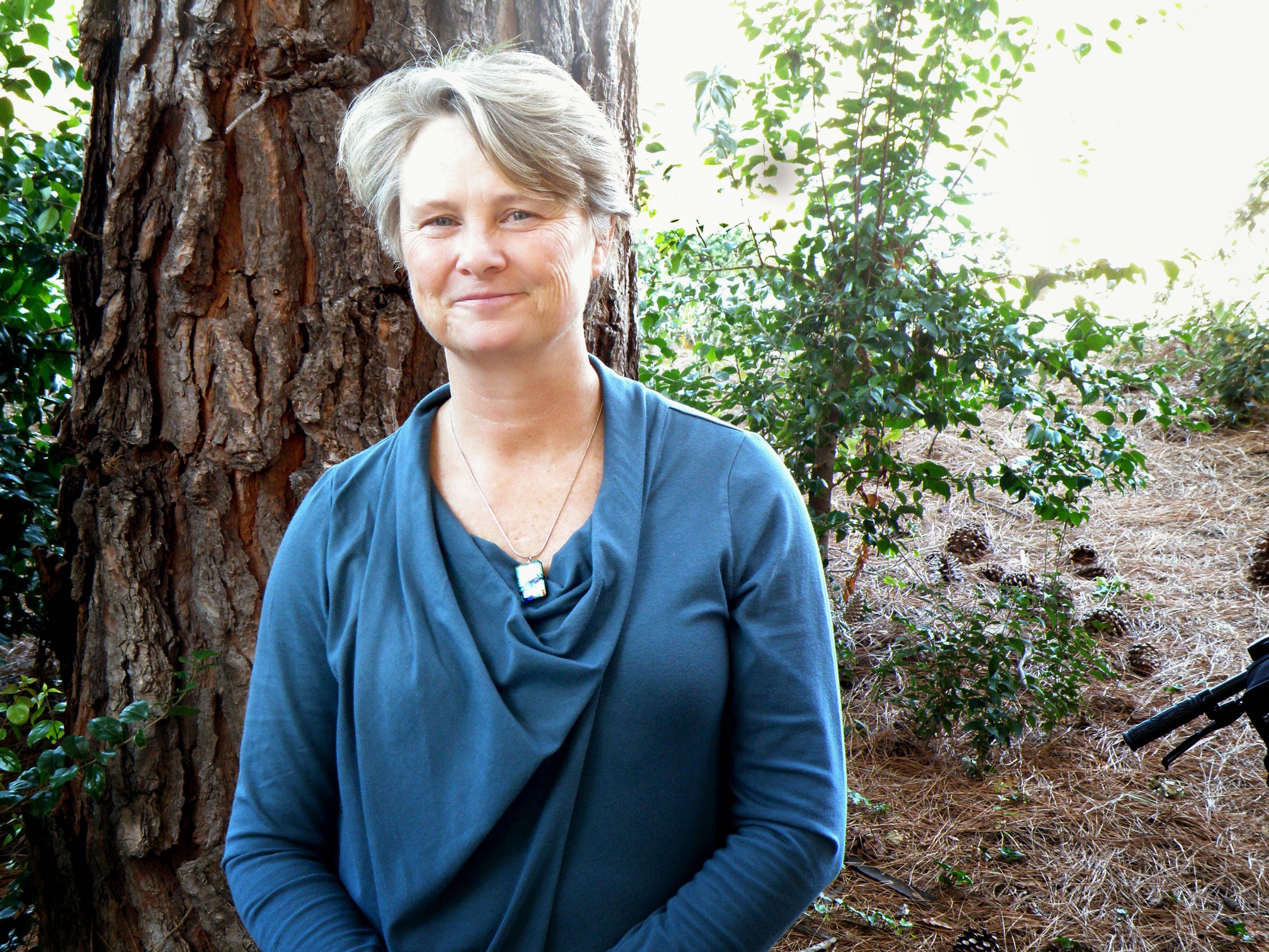 Headshot of the Biomimicry Institute's Janine Benyus at the Bioneers 2013