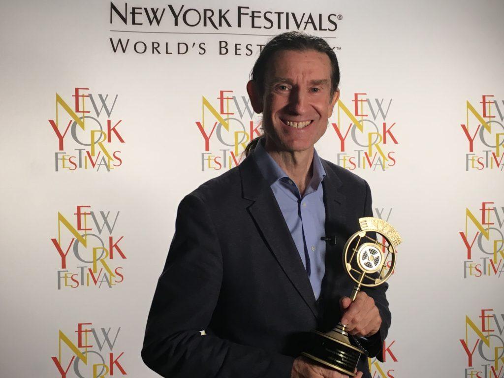 Bioneers Radio Wins Gold at New York Festivals