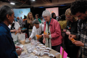 Seed Sharing at 2011 Bioneers Conference