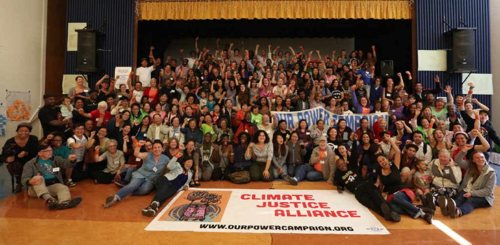 Our Power Campaign National Gathering - August 2014