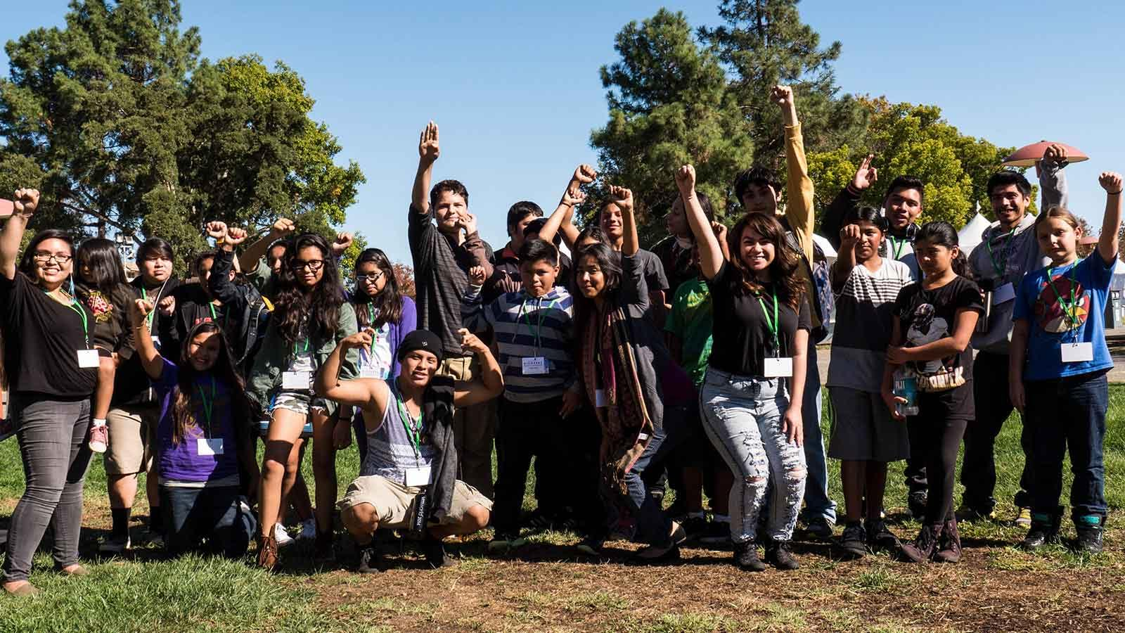 Youth Leaders Plant Seeds of Change at Bioneers 2016