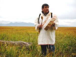 Larry Merculief is Director of the Global Center for Indigenous Leadership and Lifeways (www.gcill.org).