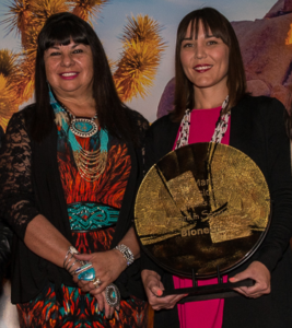 Bioneers Indigeneity: Native Youth Leadership Program Wins Prestigious Yawa' Award