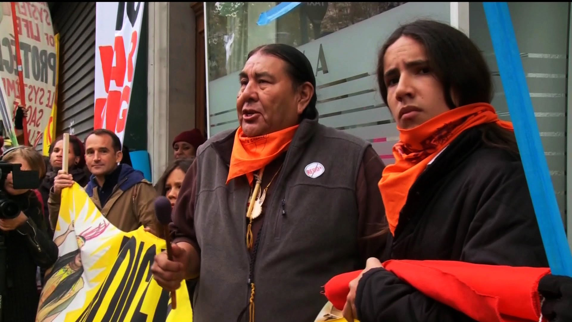 Tom B.K. Goldtooth: We Must Connect With Mother Earth to Achieve Environmental Justice