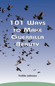 Make Guerrilla Beauty by Meeting With Friends at Wounded Places