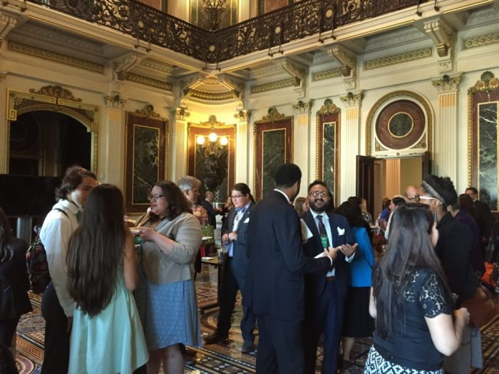 Bioneers' Indigeneity Program at the White House