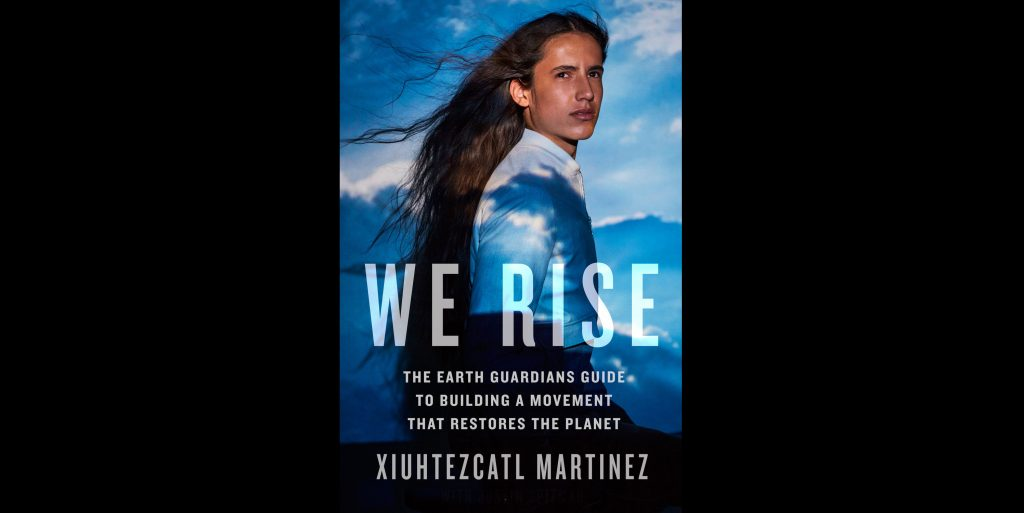 Xiuhtezcatl Martinez: A New Chapter in My Life