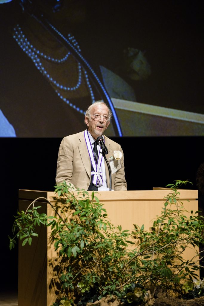 """The Bioneers: Revolution from the Heart of Nature,"" Kenny Ausubel's Remarks at the 2017 Goi Peace Awards"