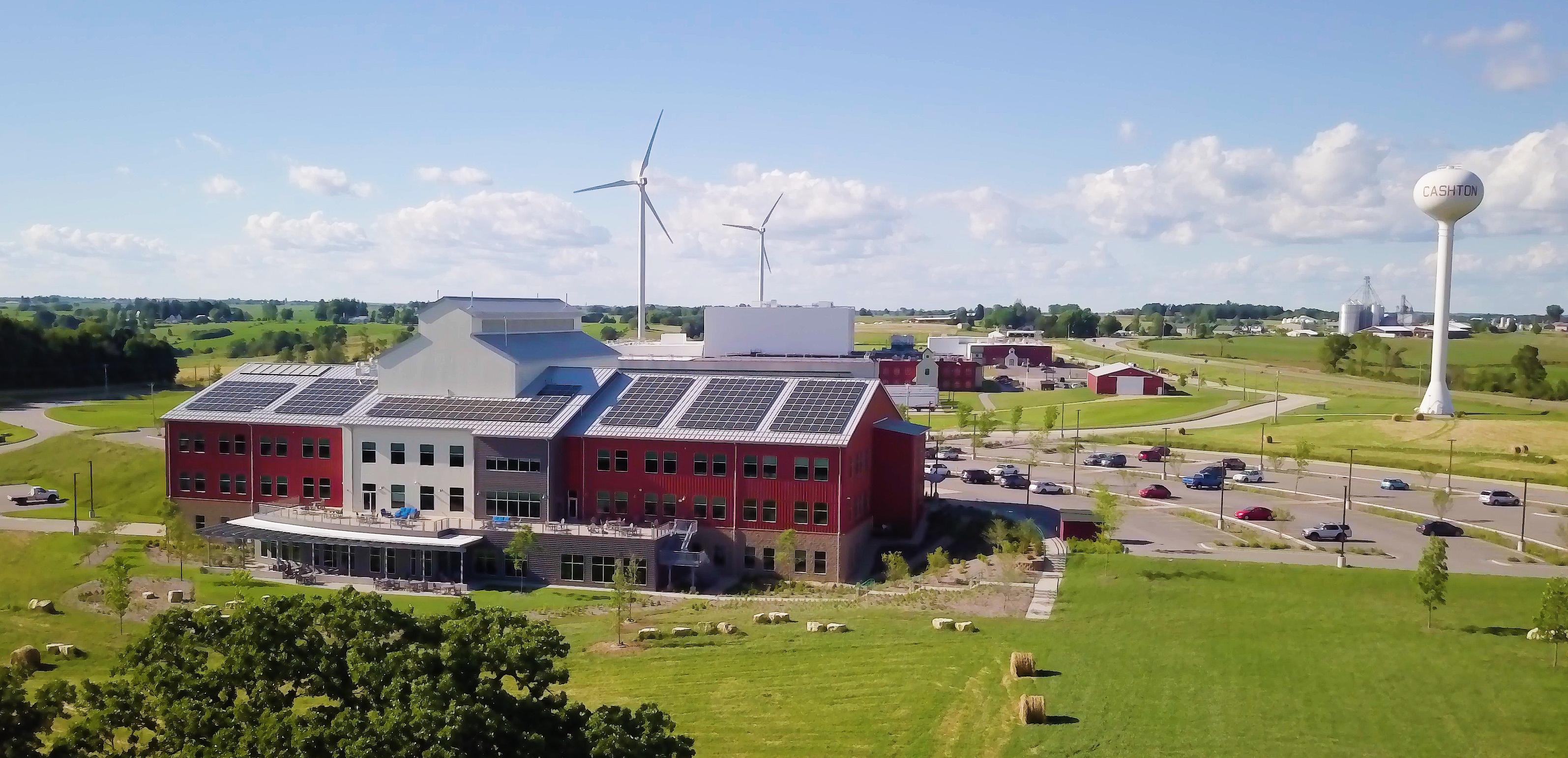 Organic Valley Goes 100% Renewable through Community Solar