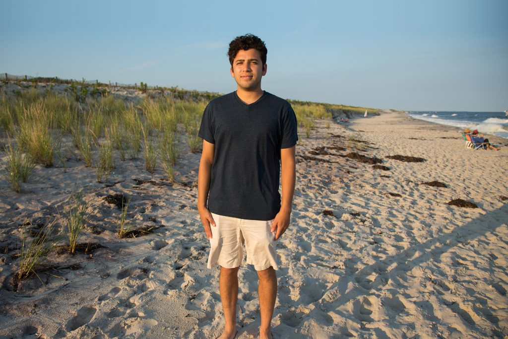 Brower Youth Awardee Anthony Torres: Inspiring Communities to Demand Climate Action