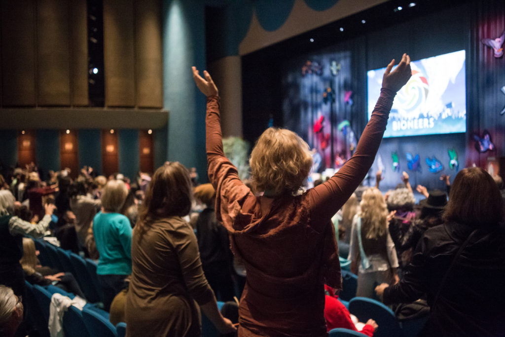 10 Incredible Activism, Justice & Human Rights Presentations Coming to Bioneers 2018