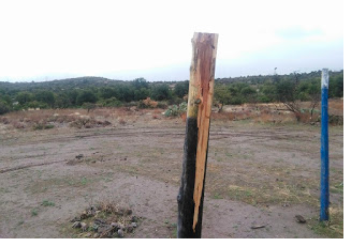 Hate Crime Against Tribe's Holy Ground at Oak Flat