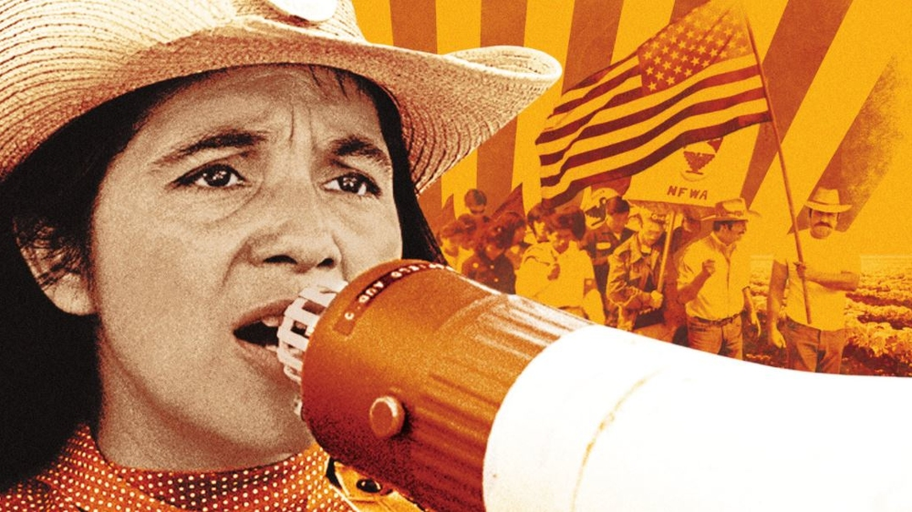 Activism as Art: Giving Dolores Huerta Her Rightful Place In American History
