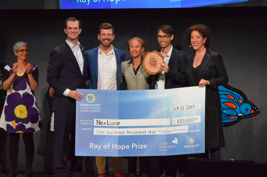 Entrepreneurs Who Design Generously: Celebrating Nature-Inspired Innovation With the Ray of Hope Prize