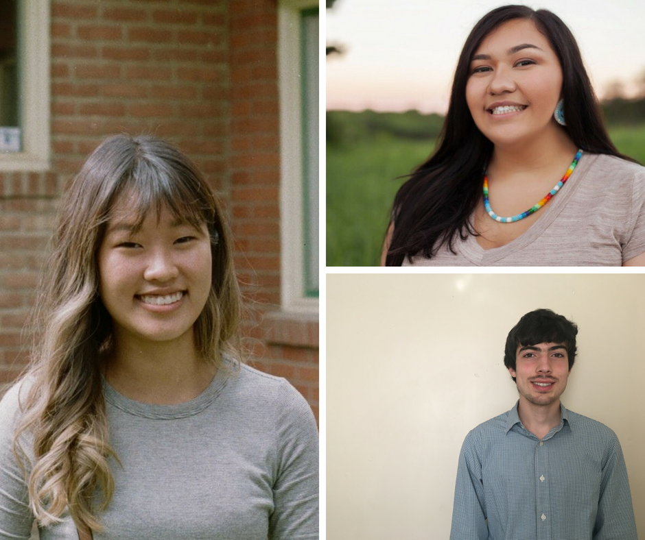 Introducing this year's exceptional winners of the Brower Youth Awards for Environmental Leadership