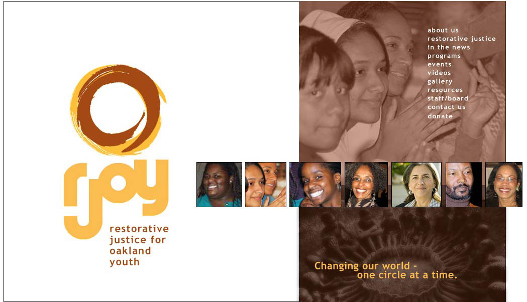 Restorative Justice: Healing the Cycles of Violence, Incarceration and Wasted Lives of Youth of Color