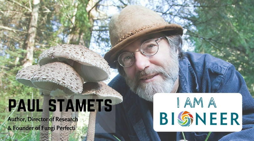Deep Connections: How Bioneers Helped Grow Mycologist Paul Stamets' Reach