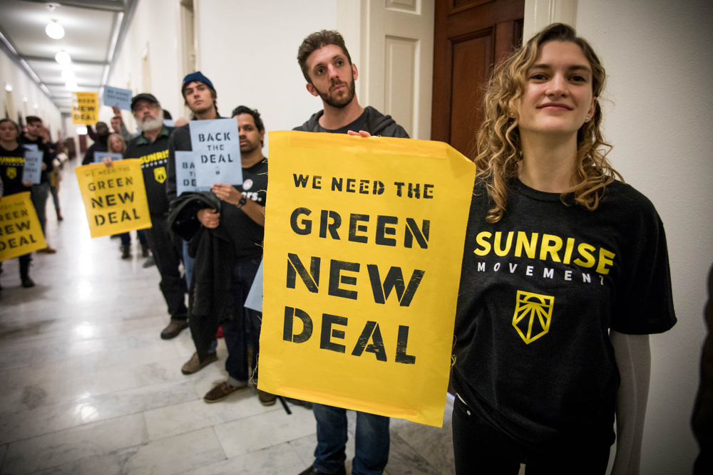 The Secret to Funding a Green New Deal
