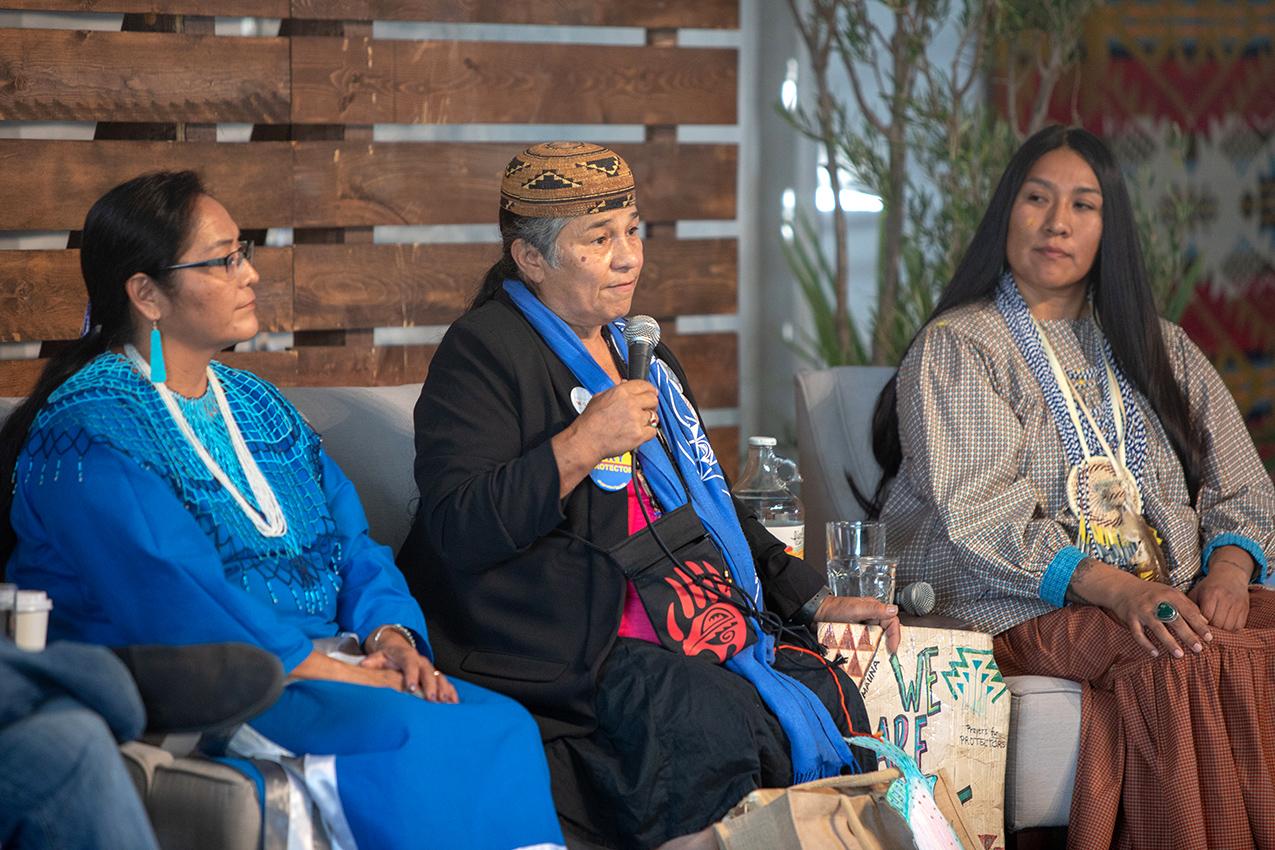 Mní Wičhóni: Water is Life – a 2018 Bioneers Indigenous Forum Presentation