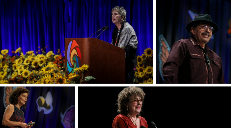 Bioneers 2019 Day 1: Grief, Love, and the Power of Independent Media