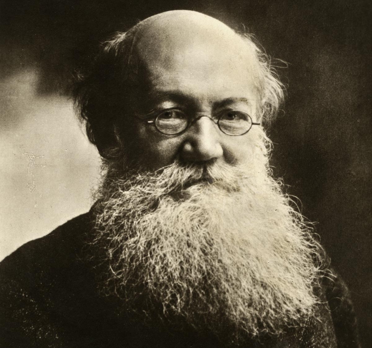 Pyotr Alexeyevich Kropotkin