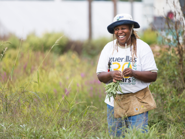 Working Against Racism in the Food System